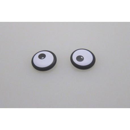 Augen Button-Set, klein